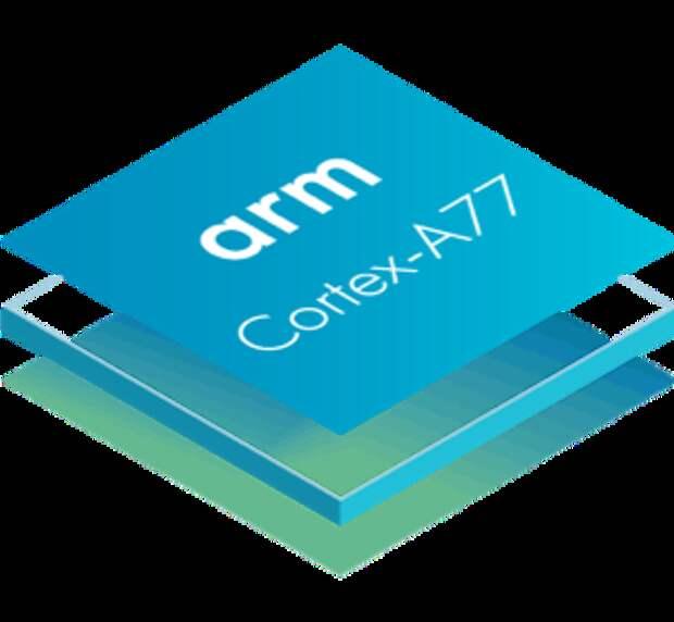 ARM анонсировала процессор Cortex-A77 и графику Mali-G77 для премиальных смартфонов