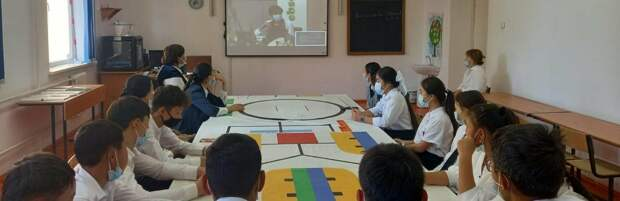 Свыше 3 тысяч учеников Туркестанской области присоединились к уроку независимости