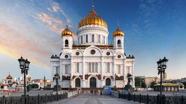 20 самых красивых зданий Москвы (ФОТО)