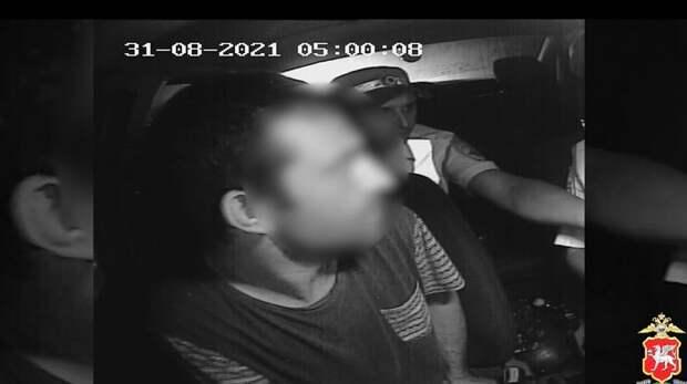 «Не употреблял я ничего»: в Симферопольском районе пьяный водитель грузовика насмерть сбил пешехода. ВИДЕО