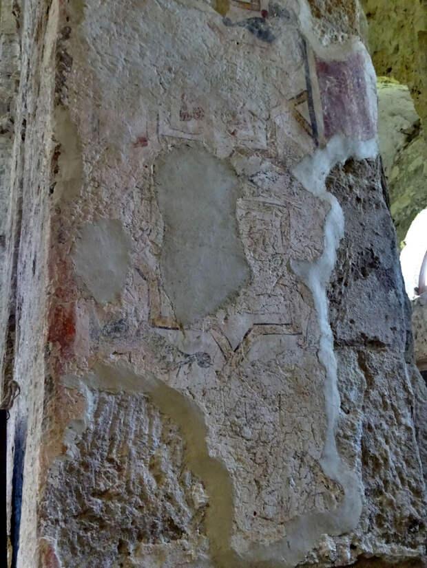 Моква. Успенский Собор. Самый душевный храм Абхазии
