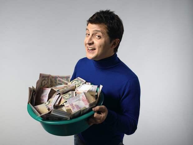 Зеленский заявил, что договорился о 5,5 миллиардах от МВФ