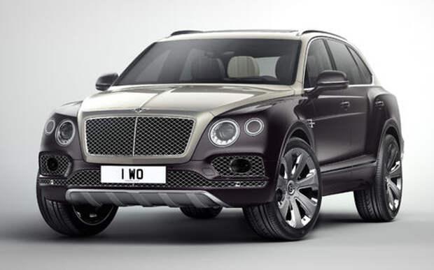 Bentley Bentayga Mulliner: миллиардеры, в очередь!