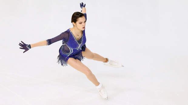 Sport24: Медведева упала во время номера с Милохиным на «Ледниковом периоде»