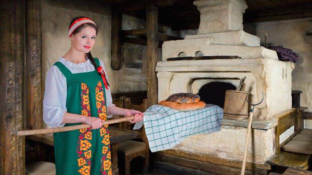 Зачем была нужна русская печь?