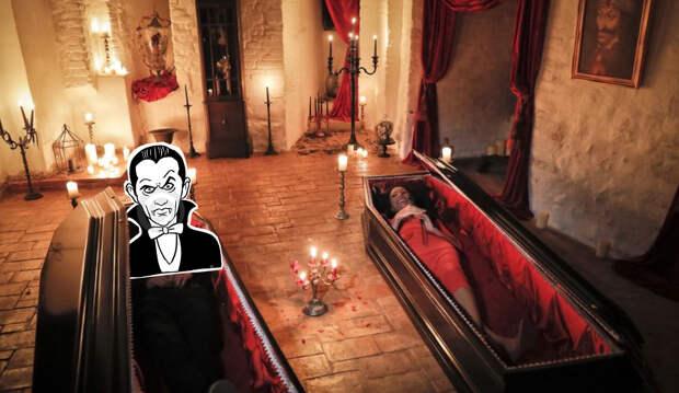 Влад вакцинатор: замок Дракулы манит посетителей уколами от COVID-19