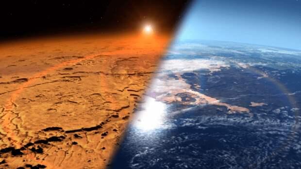Учёные объяснили исчезновение воды на Красной планете