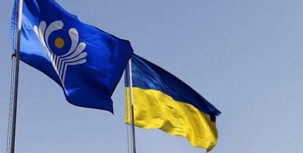 Украина выходит из соглашения СНГ о сотрудничестве в таможенных вопросах