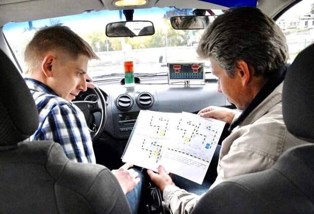 Как научиться водить за 1 день?