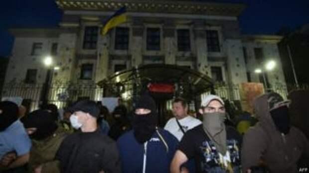 Нота из РФ в Украину
