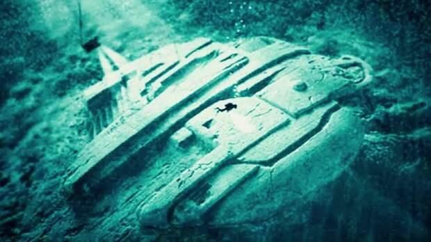 Разгадана тайна огромного НЛО на дне Балтийского моря