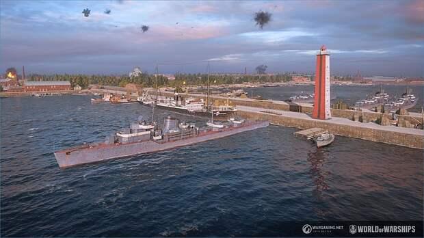 """World of Warships объявляет """"Общий сбор"""" в честь празднования Дня Победы"""