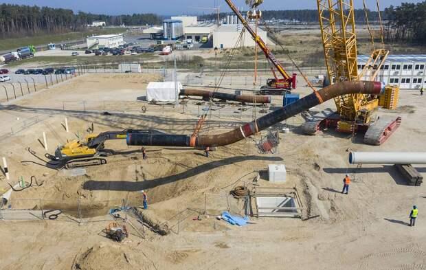 """Польша оштрафовала """"Газпром"""" на $57 млн по """"Северному потоку - 2"""""""