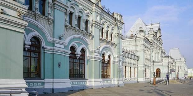 Ансамбль в неорусском стиле: Рижский вокзал признали памятником архитектуры