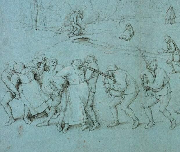 Танцевальная чума, изображение №3