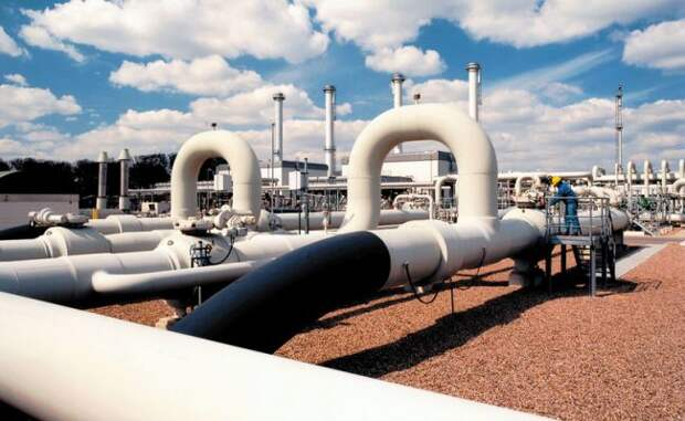 Цены на газ в Европе подскочили примерно в 3,5 раза