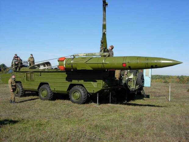 Ракетный комплекс «Точка У» — первое советское высокоточное оружие