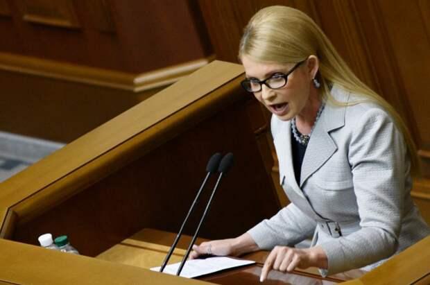 СМИ: Тимошенко готовит Украине новый Майдан