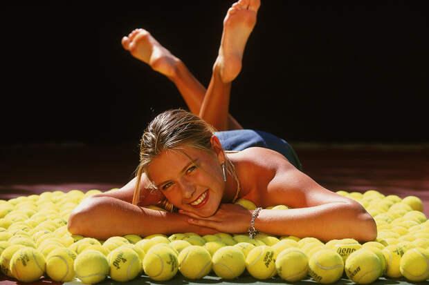 Мировая теннисная звезда Мария Шарапова уходит: что остается? (ФОТО)