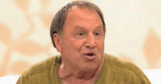 Владимир Стеклов считает, что у него нет детей от Захаровой из-за ее проблем со здоровьем