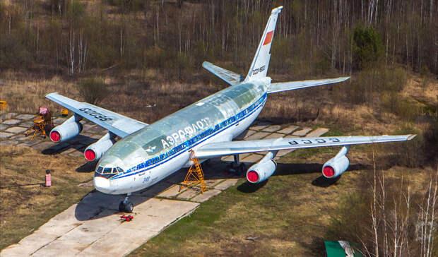 ИЛ-96-400 - последний вздох российского авиастроения