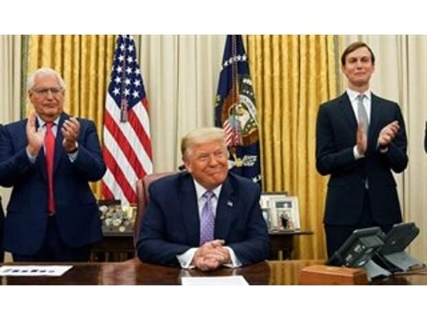 «Большая страховка» на случай проигрыша Трампа: Израиль и арабы засуетились