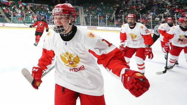 Фетисов: «Надеемся, что Мичков сумеет побить все рекорды наших знаменитых хоккеистов»