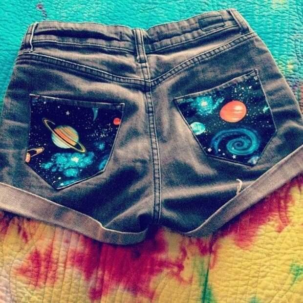 Звездатые джинсы (созвездие)