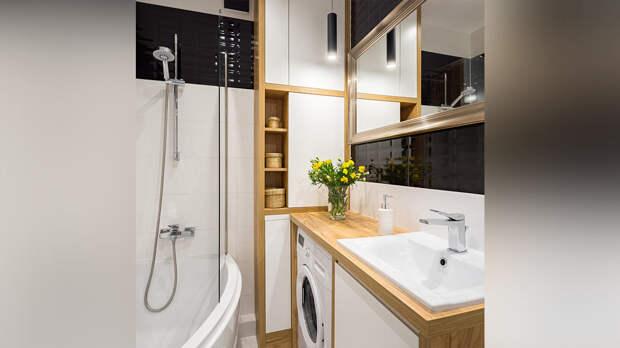 Частые ошибки при самостоятельном ремонте ванной назвала дизайнер