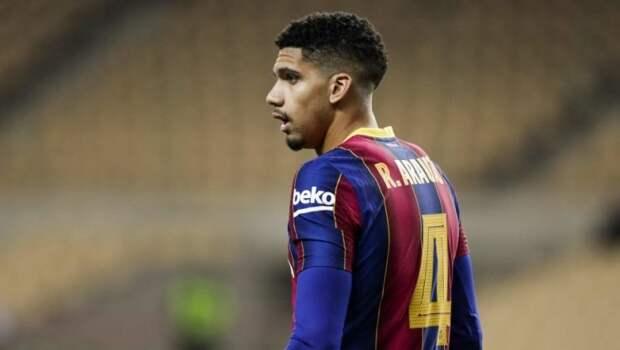«Барселона» сохранит Араухо