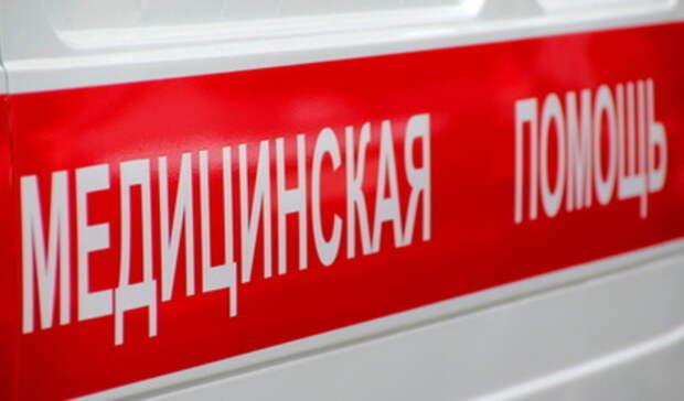 Пикет уздания администрации президента РФпровел тагильский водитель «скорой помощи»