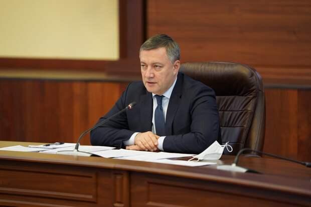 Губернатор Приангарья поручил проверить все школы в регионе после ЧП в Казани