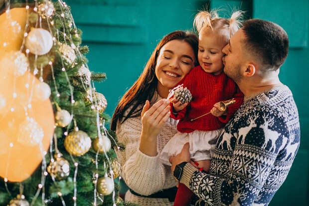 Новогодние каникулы в России в 2022 году продлятся десять дней