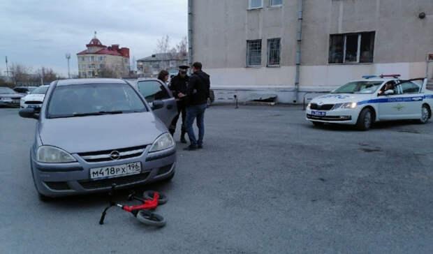 Два ребенка пострадали вДТП надорогах Свердловской области