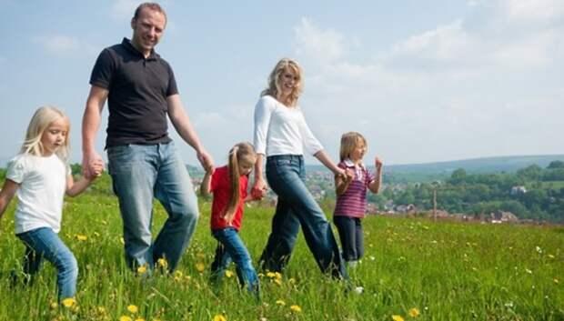 Более 500 многодетных семей получат земельные участки в Подольске