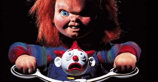 Недетские игры: все фильмы о кукле Чаки онлайн