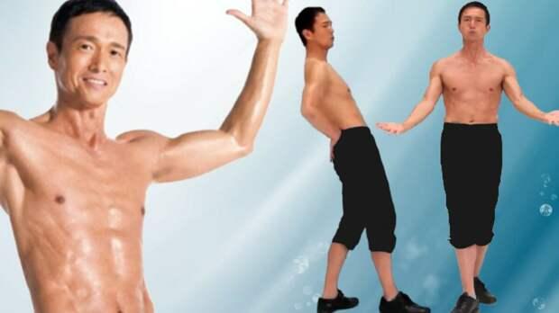 """Это Мики Риосуке назвал свою методику  """"ДДД - диета долгого дыхания""""."""