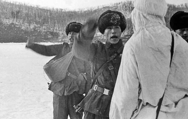 Какой предлог был у китайцев для вторжения на территорию СССР в 1969 году