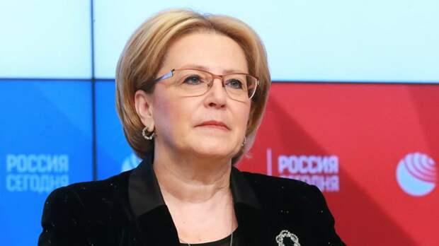 Скворцова прокомментировала ситуацию вокруг хирургов из Нижнего Тагила