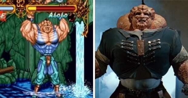 Неудачные киноадаптации персонажей мультфильмов и видеоигр
