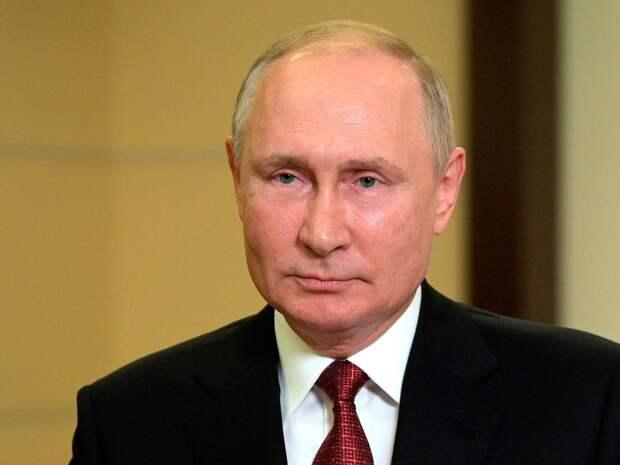 Путин из самоизоляции призвал россиян «сделать свой выбор»