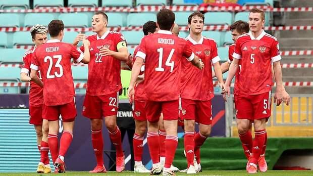 Дубль Дзюбы принес сборной России победу над Словенией