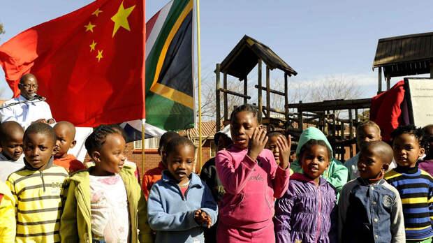 Как Китай вытесняет англосаксов с Чёрного континента