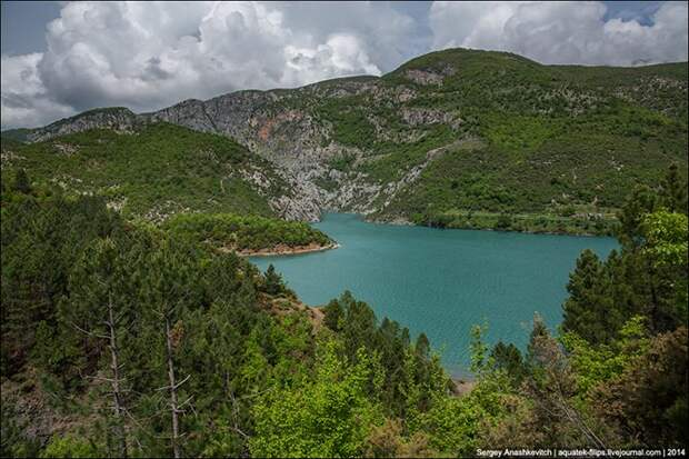 Умопомрачительно красивая албанская глубинка, в которой хочется оказаться прямо сейчас