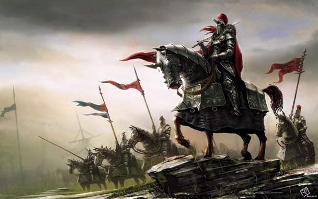 Вся правда о «благородстве» средневековых рыцарей
