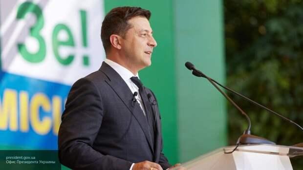 Верховный Суд Украины запретил Зеленскому использовать русский язык
