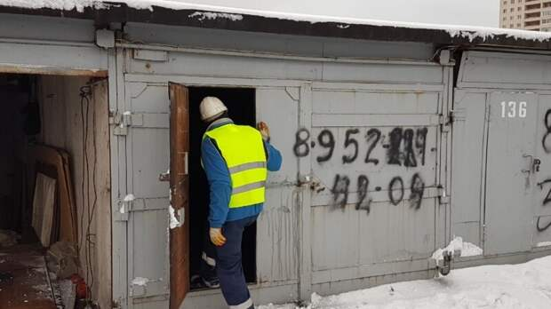 В Забайкалье минздрав проверяет факт хранения трупов в гараже у больницы