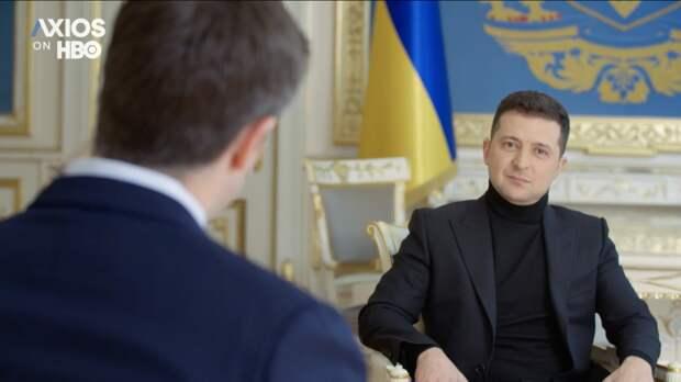 «Мы бы там все умерли в Крыму, но «зелёных человечков» не пустили»: Зеленский заявил, что Крым не стал бы российским, будь он президентом в 2014-м
