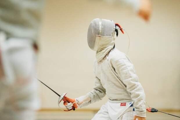 Отбор девочек в секцию фехтования пройдет в спортшколе на Сельскохозяйственной