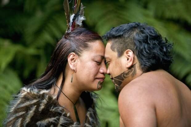 6 удивительных традиций поцелуев изразных уголков планеты